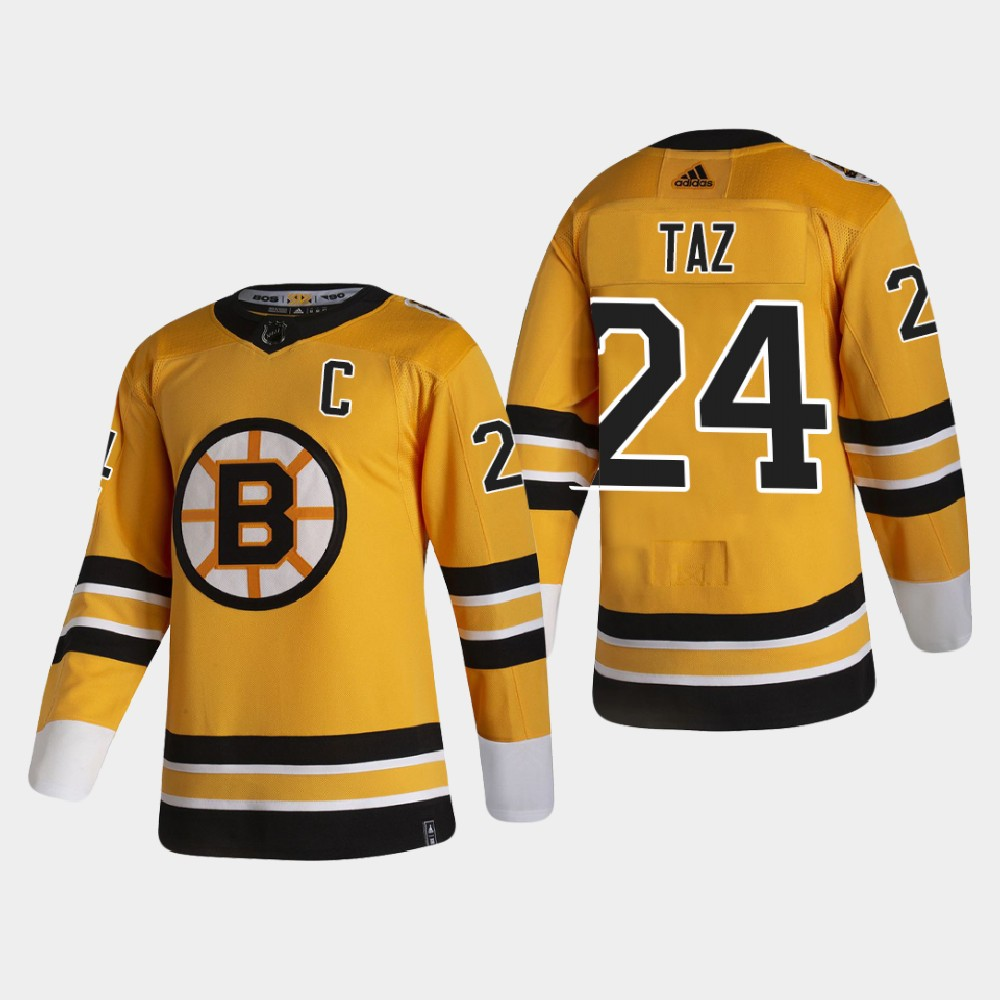 Men's Jersey Gold Boston Bruins Retirement Terry O'Reilly