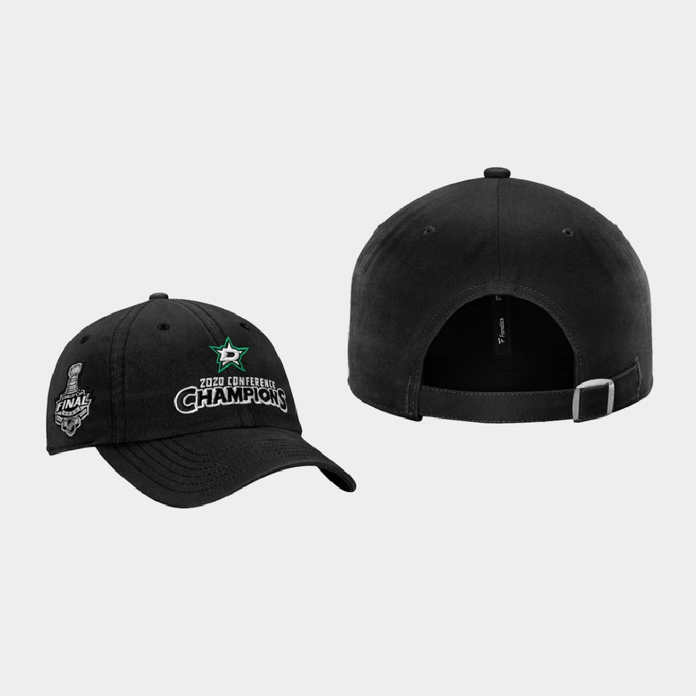 Men's Black Dallas Stars 2020 Stanley Cup Final Hat
