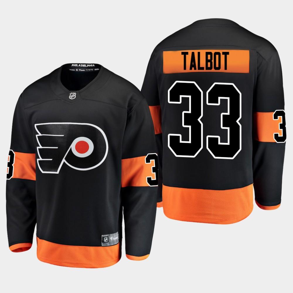 Jersey Black Alternate Youth Philadelphia Flyers Cam Talbot