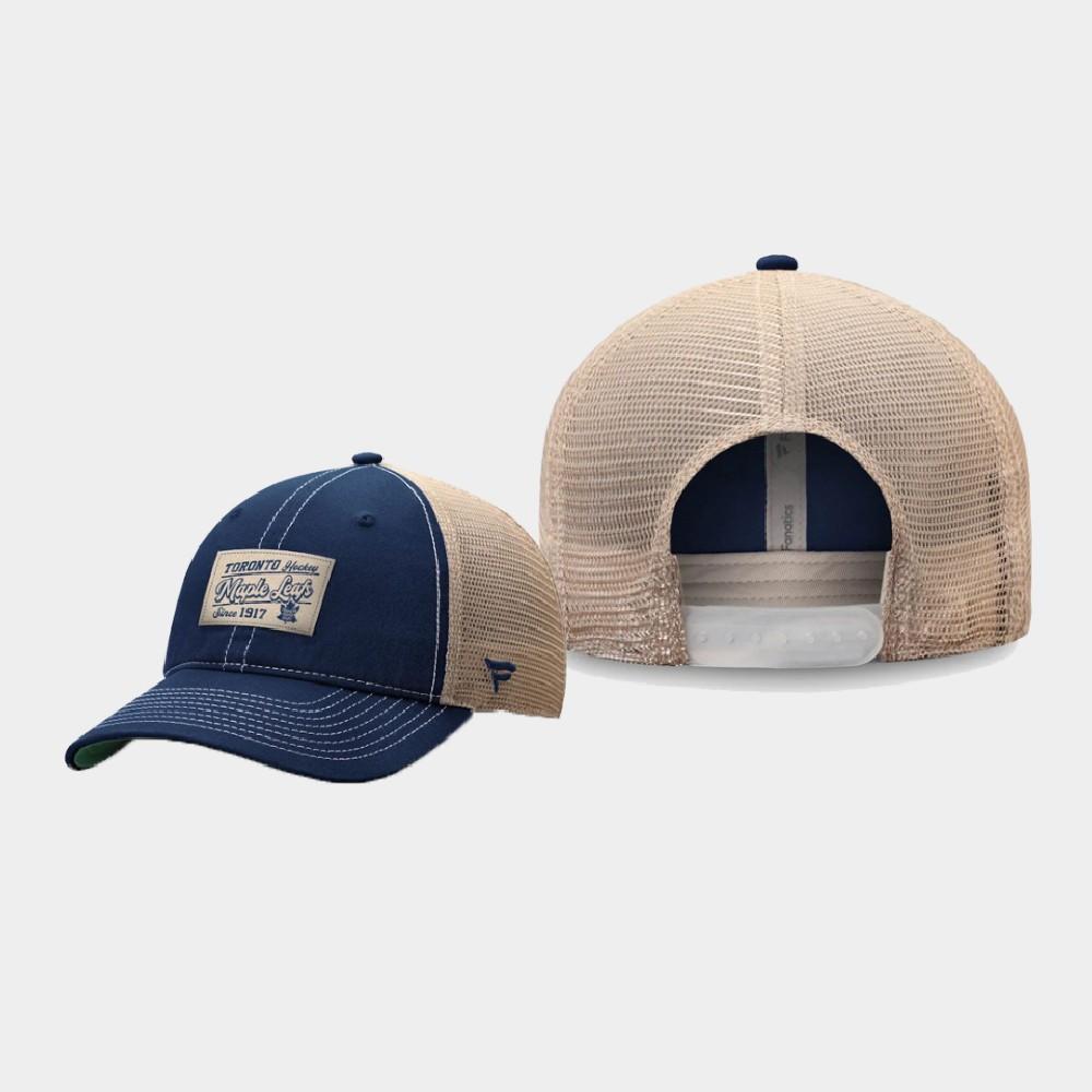 Men's Toronto Maple Leafs Blue Classics Hat
