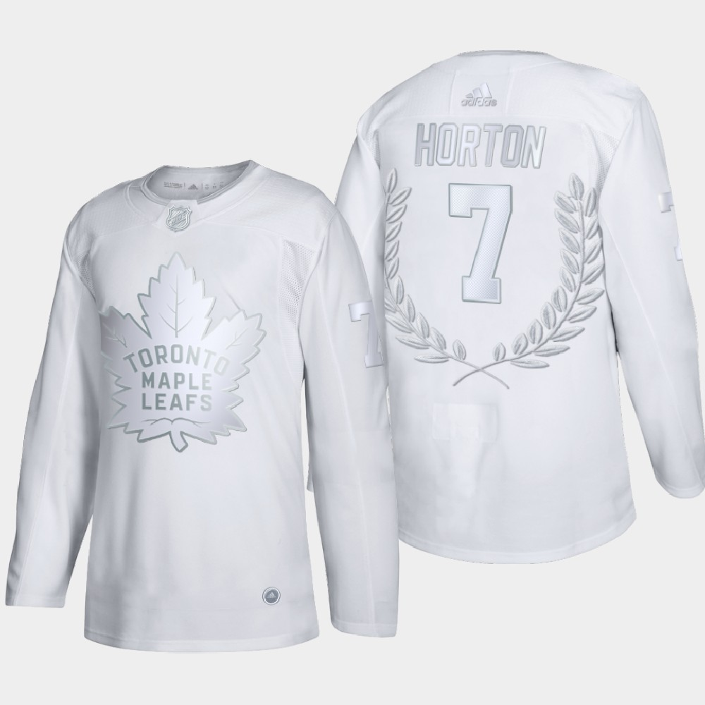 White Men's Jersey Toronto Maple Leafs Award Tim Horton