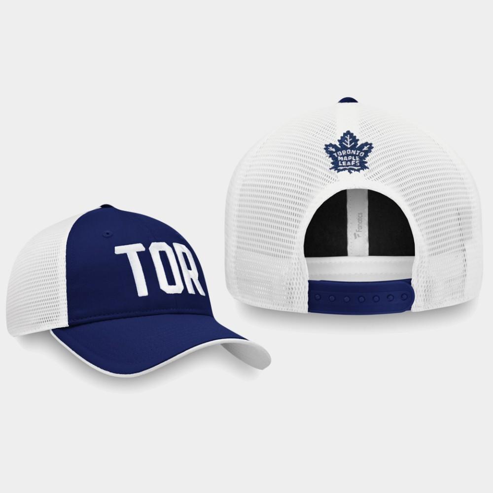 Toronto Maple Leafs Blue Women's Hat Iconic