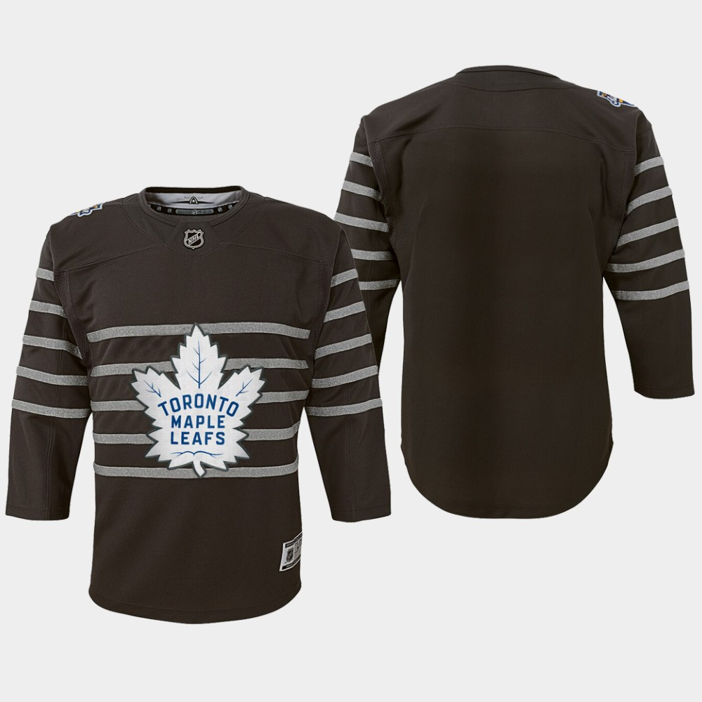 Jersey Toronto Maple Leafs Youth Gray 2020 NHL All-Star Game