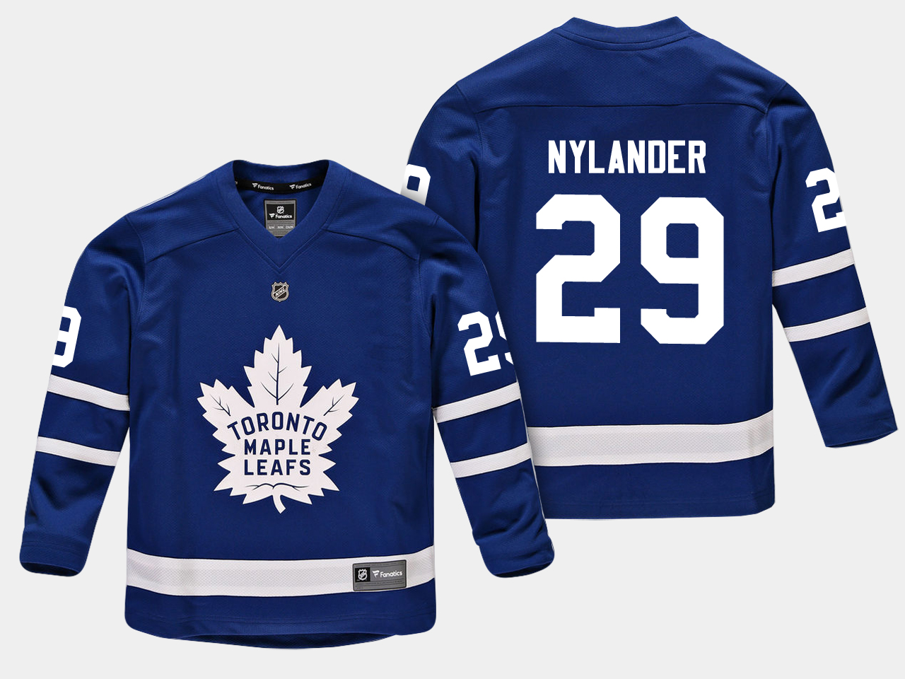 Jersey Toronto Maple Leafs Blue Home William Nylander Youth