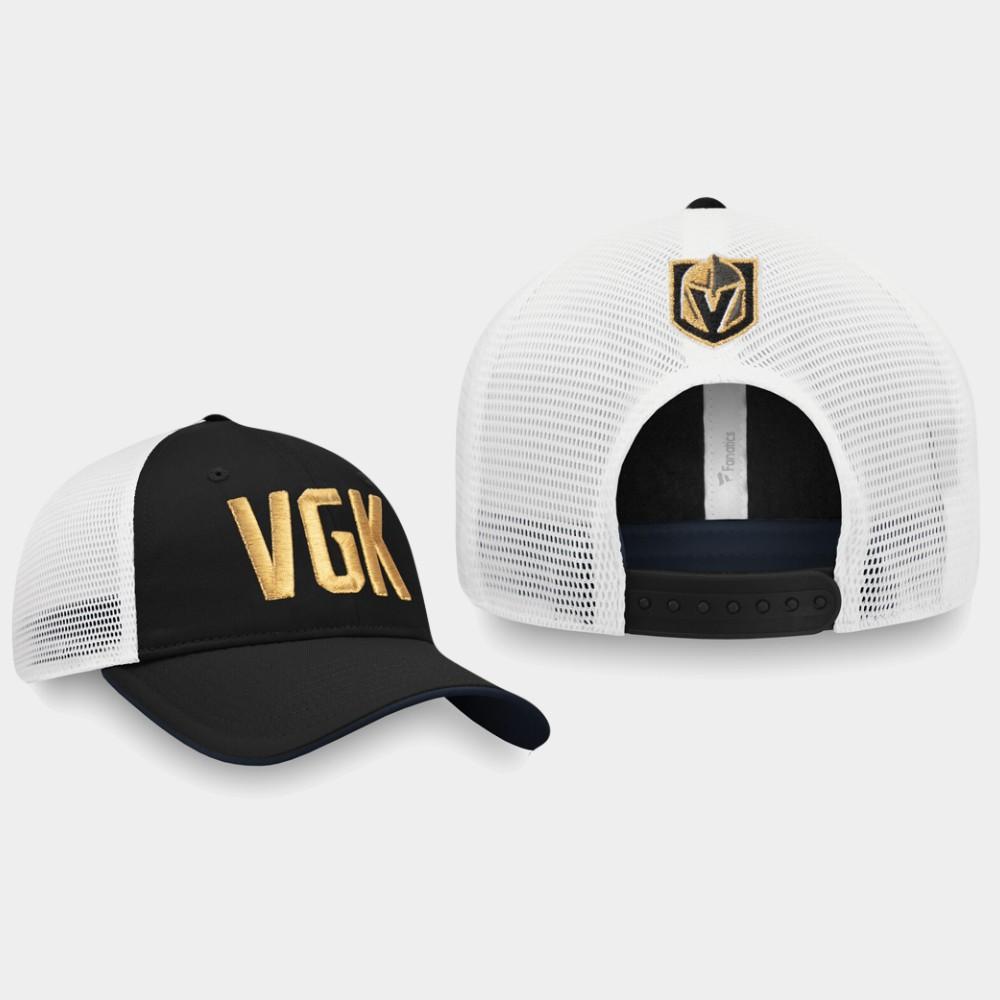 Vegas Golden Knights Black Women's Hat Iconic